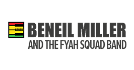 Beneil Miller and The Fyah Squad Band